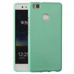 "Silikonski etui ""Jelly"" za Huawei P9 Lite, Mint barva"