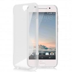 Silikon etui S za HTC One A9, transparent barva