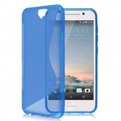 Silikon etui S za HTC One A9, Modra barva