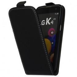 """Preklopna torbica """"Flexi"""" za LG K4, črna barva"""