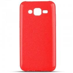 Silikon etui za Samsung Galaxy J5 (2016), 0,5mm, rdeča barva