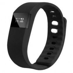 "Pametna zapestnica ""Fitness Tracker"" v črni barvi"