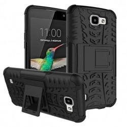 """Etui """"Dual Armor"""" za LG K4, črna barva"""