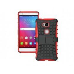"Etui ""Dual Armor"" za Huawei Honor 5X, rdeča barva"