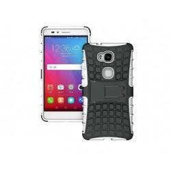 "Etui ""Dual Armor"" za Huawei Honor 5X, bela barva"