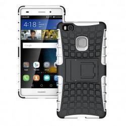 """Etui """"Dual Armor"""" za Huawei P9 Lite, bela barva"""