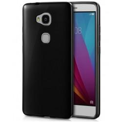 Silikon etui za Huawei Honor 5X, 0,5mm, črna barva