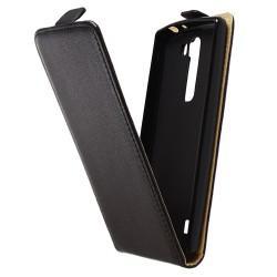 "Preklopna Torbica ""flexi"" za LG G4c, Črna barva"