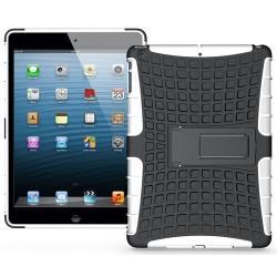 "Etui ""Dual Armor"" za Apple iPad Mini, bela barva"
