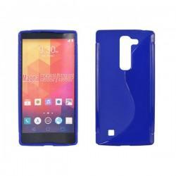 Silikon etui S za LG G4C, Modra barva