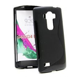 Silikon etui S za LG G4S, Črna barva