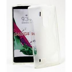 Silikon etui S za LG G4S, Transparent