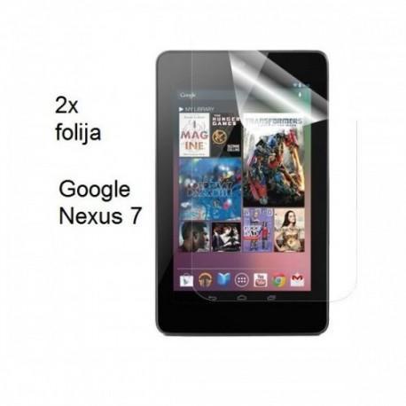 Zaščitna Folija za Asus Google Nexus 7, clear