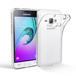 Silikonski etui za Samsung Galaxy J1 (2016), 0,3mm, prozorna