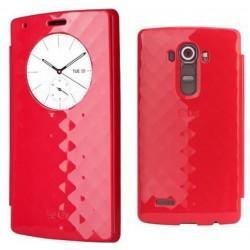 Etui za LG G4, Quick Circle CFV-101 POP, Rdeča barva