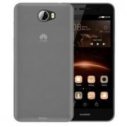 Silikonski etui za Huawei Y5 II, 0,3mm, prozorno temna