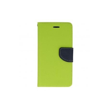 "Preklopna Torbica ""Fancy"" za Apple iPhone 7, Zelena barva"