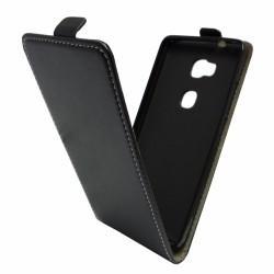 "Preklopna Torbica ""flexi"" za Huawei Honor 7 Lite, Črna barva"