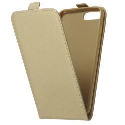 "Preklopna Torbica ""flexi"" za Huawei Honor 7 Lite, Zlata barva"