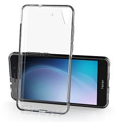 Silikonski etui za Huawei Y6 II, 0,3mm, prozorna