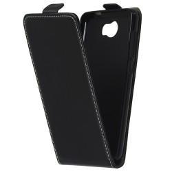 "Preklopna Torbica ""flexi"" za Huawei Y5 II, Črna barva"