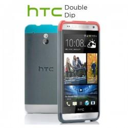 Etui za HTC One Mini HTC Hard Shell HC C850 Double Dip Zadnji pokrovček