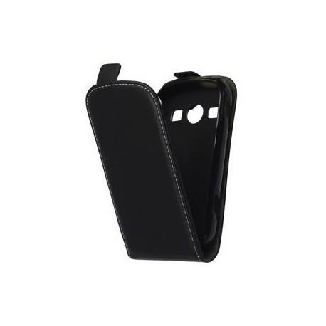 "Preklopna Torbica ""flexi"" za Samsung Galaxy Grand Neo, Črna barva"