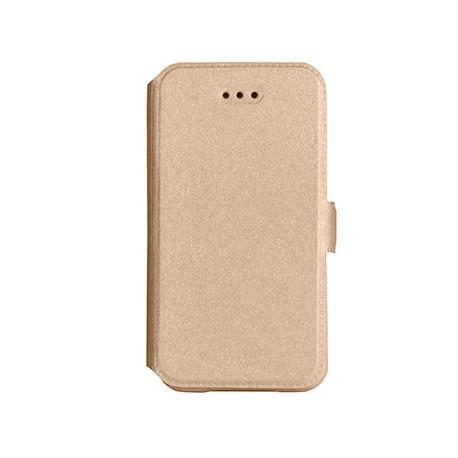 "Preklopna Torbica Fancy ""Slim"" za Huawei Mate 8, Zlata barva"