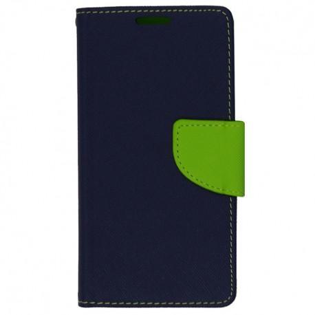"Preklopna Torbica ""Fancy"" za HTC Desire 630, Modra barva"