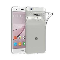 Silikonski etui za Huawei Nova, debeline 0,3mm, Prozorna barva