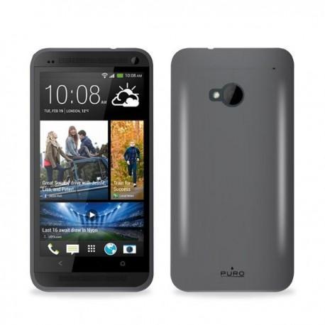 Silikon Etui za HTC One, Puro
