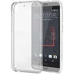 Silikonski etui za HTC Desire 630, debeline 0,3mm, Prozorna barva