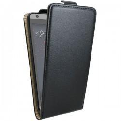 "Preklopna Torbica ""flexi"" za HTC Desire 630, Črna barva"