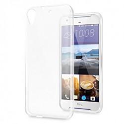 Silikonski etui za HTC Desire 628, debeline 0,3mm, Prozorna barva