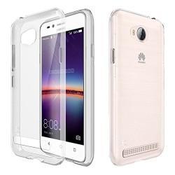 Silikonski etui za Huawei Y3 II, debeline 0,3mm, Prozorna barva
