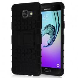 "Etui ""Dual Armor"" za Samsung Galaxy A3 (2016), črna barva"