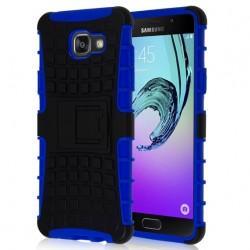 "Etui ""Dual Armor"" za Samsung Galaxy A3 (2016), modra barva"