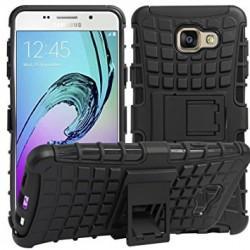 "Etui ""Dual Armor"" za Samsung Galaxy A5 (2016), črna barva"