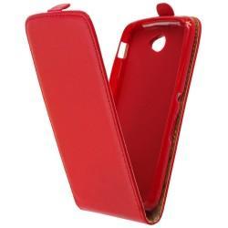 """Preklopna Torbica """"flexi"""" za Samsung Galaxy A3 (2017), Rdeča barva"""
