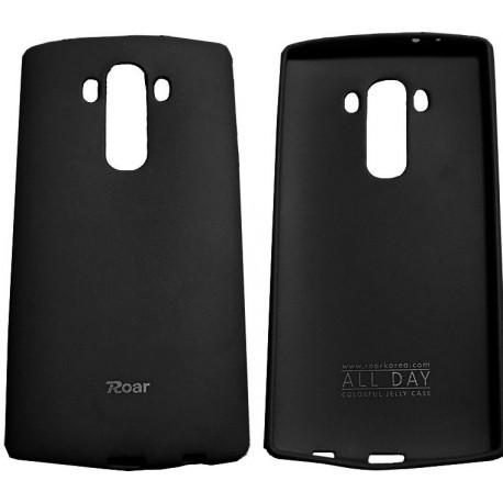 "Silikonski etui ""Roar 360"" za Huawei Mate 9, Črna barva"