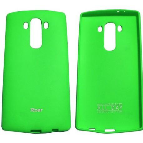 """Silikonski etui """"Roar 360"""" za Huawei Mate 9, Zelena barva"""