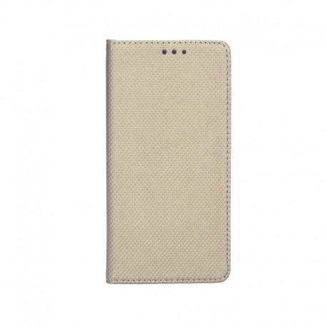 "Preklopna torbica ""Smart Book"" za Huawei Mate 9, Zlata barva"