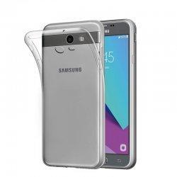 Silikonski etui za Samsung Galaxy J3 (2017), 0,3mm, Prozorna barva