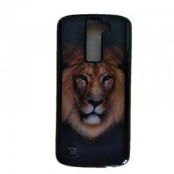 Silikonski etui 3D za LG K8, motiv lev