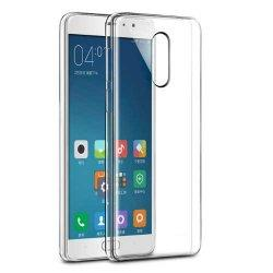 Silikonski etui za Xiaomi Redmi Note 4, 0,3mm, Prozorna barva