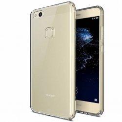 Silikonski etui za Huawei P10 Lite, 0,3mm, Prozorna barva