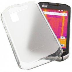 Silikonski etui za CAT S60, transparent