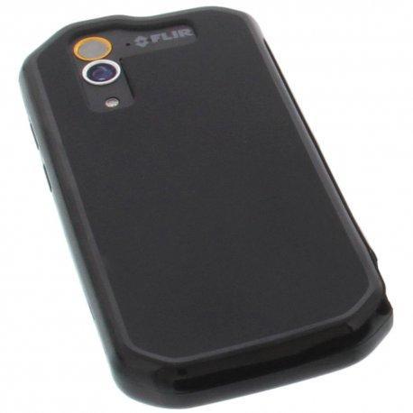 Silikonski etui za CAT S60, črna barva