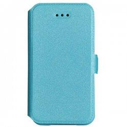 """Preklopna torbica, etui """"Slim"""" za Huawei P10 Plus, Modra barva"""