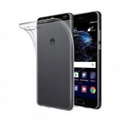 Silikonski etui za Huawei P10 Plus, 0,3mm, Prozorna barva